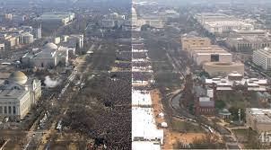 trump inauguration crowd size fox white house press secretary attacks media for accurately reporting
