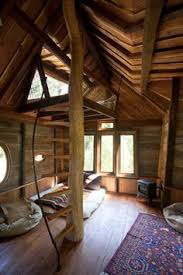 tree house interior designs. Wonderful Designs Interior Of Crystal River Tree House By David Rasmussen When People Paint  Real Wood It Makes My Soul Cry Whereas This Happy Inside Designs H