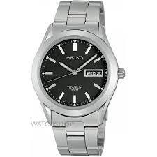 "men s seiko titanium watch sgg599p1 watch shop comâ""¢ mens seiko titanium watch sgg599p1"