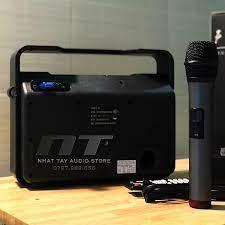Loa karaoke mini xách tay Q7 - Siêu phẩm loa cao cấp xách tay mini cao cấp  âm thanh cực hay