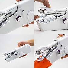 Portable Sewing Machine How To Use