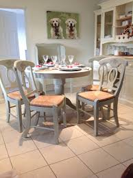 O French Country Kitchen Table And Chairs Marceladickcom