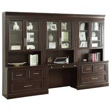 sherry furniture. Parker House Stanford 6Pc Library Wall Desk In Sherry Furniture C