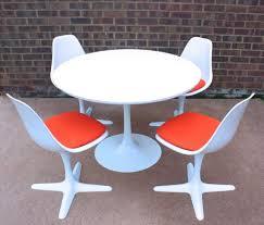 vintage 60s furniture. Mid Century Space Age Arkana Dining Table \u0026 Chairs Retro Vintage 60s 70s Furniture U
