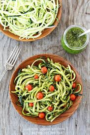 how to cook zoodles or zucchini pasta