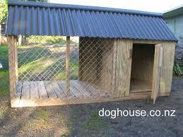 diy large dog house plans fresh 223 best dog kennel and yard ideas images on