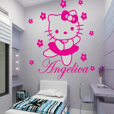 1000+ Images About Wall Decor/decals On Pinterest | Hello Kitty Hello Kitty  Wall ...