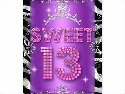 free 13th birthday invitations 13th birthday party invitations templates free happy holidays