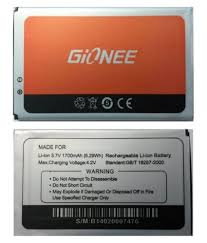 Gionee Pioneer P1 1300 mAh Battery by ...