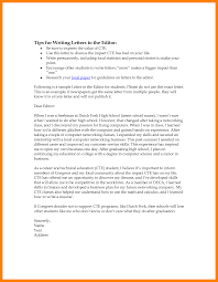 Letter Format Templates 100 letters to the editor examples for students edu techation 64