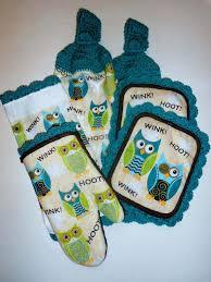 kitchen towel sets owl kitchen towel set retro kitchen hanging by yellow kitchen towel sets kitchen towel sets