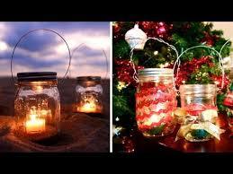 diy mason jar lanterns holiday gift idea