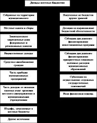 Реферат Материально финансовая основа местного самоуправления  передаваемые органам местного самоуправления для компенсации потерь вызванных решениями органов государственной власти в процессе исполнения бюджета