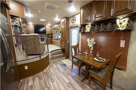 chic design front living room fifth wheels 4
