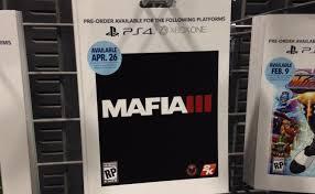 Mafia Vending Machines Amazing Mafia 48 Release Date Leaked By Retailers J Station X