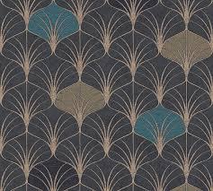 non woven wallpaper art deco design