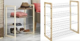 com whitmor 4 tier closet shoe accessory shelves on