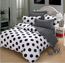 polka dot bedding.  Dot Delightful Black And White Polka Dot Bedding Throughout Polka Dot Bedding K