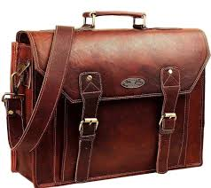 vintage like raw leather satchels or briefcases are ideal for busy professionals on the go as well as for students photographers hipsters or those who