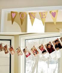 celebrate baby birthday decorating