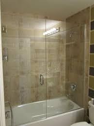 creative of tub shower glass doors best 25 tub glass door ideas on shower tub
