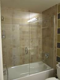 creative of tub shower glass doors best 25 tub glass door ideas on shower tub