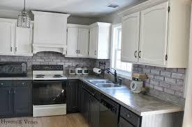 White Kitchen Cabinet Makeover Metal Kitchen Cabinets Makeover Tehranway Decoration