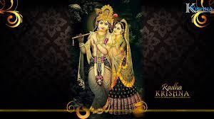 4K wallpaper: Lord Krishna And Radha Hd ...