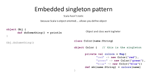 Singleton Design Pattern In Java Beauteous Simplest Way To Impelment Singleton Pattern In Java Example Java48
