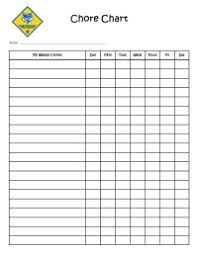 Cub Scout Weather Tracking Chart Akelas Council Cub