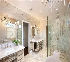 mirror glass tiles wall