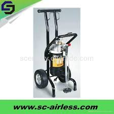 hot 1kw st3190 electric diaphragm pump airless paint sprayer 1