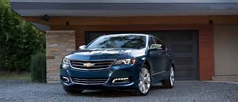 Learn All About the 2017 Chevy Impala Inside and Out