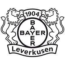 Bayer 04 leverkusen kit history. Wandtattoo Bayer 04 Leverkusen Logo Das Einfarbige Vereinslogo Von Bayer Leverkusen Als Fan Deko Wall Art De