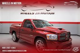 2006 Dodge Ram Pickup 1500 SRT-10 for sale in Tempe, AZ