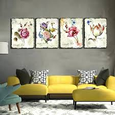 >wall arts home interior wall art modern home interior decoration  wall arts home interior wall art 4 pieces classic floral wall art canvas prints flower