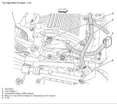 similiar 2007 pontiac g6 2 4 engine diagram keywords 2006 pontiac g6 temperature sensor location