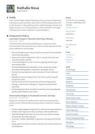 Freelance Graphic Designer Resume Pdf Graphic Designer Resume Writing Guide 12 Resume