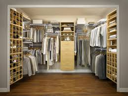 Small Master Bedroom With Storage Master Closet Design Ideas Hgtv