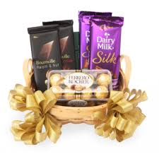 express delivery chocolate special her