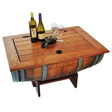 storage oak wine barrels.  Oak Oak Barrel Coffee Table Wine With Solid Clear White  Top And Storage Plans Barrels