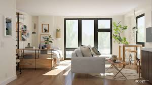 studio apartment layout ideas two ways to arrange a square in furniture decor architecture