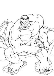 Small Picture The hulk coloring pages Hellokidscom