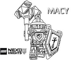 Nexo Knight Coloring Pages Awesome Nexo Knights Coloring Pages
