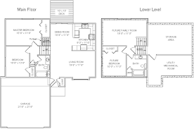 Inspiring Tri Level Home Plans   Tri Level Floor Plans        Amazing Tri Level Home Plans   Tri Level Floor Plans