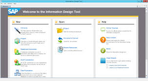 Sap Business Objects Information Design Tool Tutorial Sap Business Objects Dremio