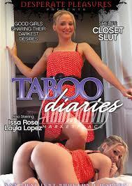 Taboo Diaries DVD Desperate Pleasures