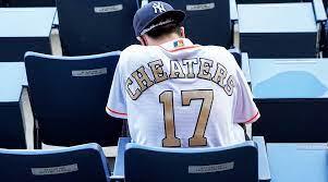 Yankees vs Astros: Fans taunt Houston ...