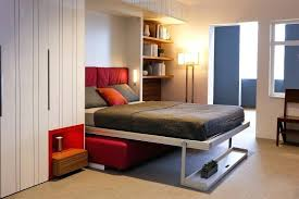 space saving bedroom ideas with beds that fold into wall homesfeed bed that folds into wall