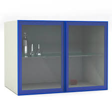 lab wall double door cabinet rs 1200